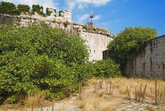 Fortaleza abandonada Imagen de archivo