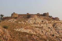 Fortaleza abandonada Fotos de archivo
