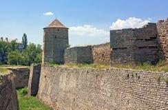Fortaleza Akkerman, Ucrânia Fotografia de Stock Royalty Free