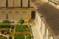 Fortaleza ambarina Fotografía de archivo libre de regalías