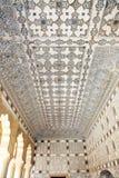 Fortaleza ambarina en Jaipur Imagenes de archivo