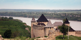 Fortaleza antigua Imagen de archivo libre de regalías