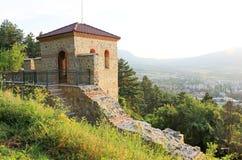 Fortaleza búlgara Fotos de archivo libres de regalías