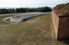 Fortaleza Barrancas fotos de archivo libres de regalías