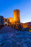 Fortaleza Beograd de Kalemegdan - Sérvia Fotos de Stock