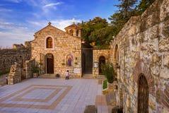 Fortaleza Beograd de Kalemegdan - Sérvia fotografia de stock royalty free