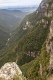 Fortaleza Canyon Aparados da Serra Brazil Royalty Free Stock Images
