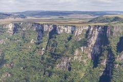 Fortaleza Canyon Royalty Free Stock Photography
