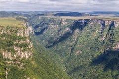 Fortaleza Canyon Stock Photo