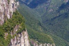 Fortaleza Canyon Royalty Free Stock Photos