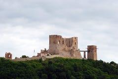 Fortaleza, Csesznek, Hungría Fotografía de archivo libre de regalías