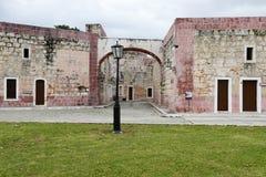 Fortaleza da cabana do La em Havana Imagem de Stock