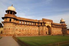 Fortaleza de Agra. Fotografía de archivo libre de regalías
