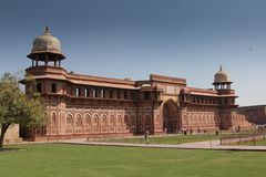 Fortaleza de Agra Fotografía de archivo libre de regalías