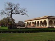 Fortaleza de Agra Imagen de archivo