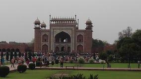 Fortaleza de Agra fotos de archivo libres de regalías