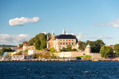 Fortaleza de Akershus Imagens de Stock