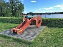 Fortaleza de Akershus Fotografia de Stock