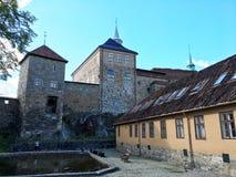 Fortaleza de Akershus Imagens de Stock Royalty Free