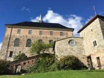 Fortaleza de Akershus Imagem de Stock Royalty Free