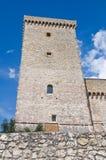 Fortaleza de Albornoz. Narni. Úmbria. Itália. Foto de Stock