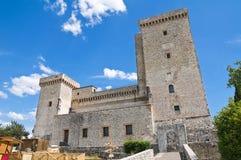 Fortaleza de Albornoz. Narni. Úmbria. Italy. Foto de Stock