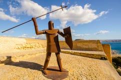 Fortaleza de Alicante Imagenes de archivo