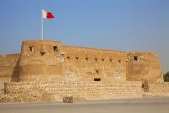 Fortaleza de Arad, Manama, Bahrein imágenes de archivo libres de regalías