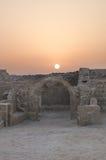 Fortaleza de Bahrein Imagen de archivo libre de regalías
