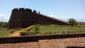 Fortaleza de Bekal imagenes de archivo