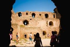 Fortaleza de Belgorod-Dniéster, fortaleza de Akkerman Imágenes de archivo libres de regalías