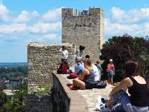 Fortaleza de Belgrado fotografia de stock royalty free