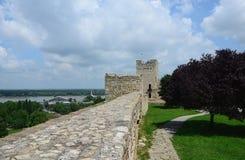 Fortaleza 11 de Belgrado Imagem de Stock Royalty Free