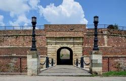 Fortaleza 15 de Belgrado Imagens de Stock Royalty Free