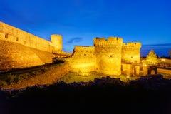 Fortaleza de Belgrado y parque de Kalemegdan Fotos de archivo libres de regalías