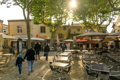 Fortaleza de Carcassonne, France Fotos de Stock