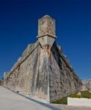 Fortaleza de Cascais Fotografía de archivo libre de regalías