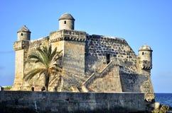 Fortaleza de Cojimar Foto de archivo libre de regalías