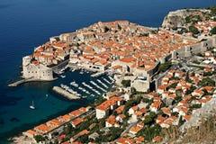 Fortaleza de Dubrovnik Foto de archivo libre de regalías