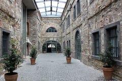Fortaleza de Ehrenbreitstein, para dentro Fotografia de Stock