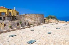 Fortaleza de Firkas de Chania Fotos de archivo