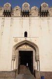 Fortaleza de Golconda del tubo principal, Hyderabad Foto de archivo