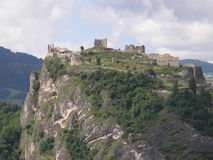 Fortaleza de Griffen Imágenes de archivo libres de regalías