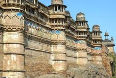 Fortaleza de Gwalior Imagen de archivo