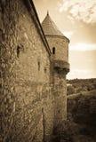 Fortaleza de Huniade foto de stock royalty free