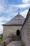 Fortaleza de Ivangorod Fotos de archivo