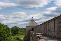 Fortaleza de Ivangorod Fotografía de archivo libre de regalías