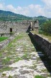 Fortaleza de Jajce Imagen de archivo