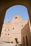 Fortaleza de Jibreen Imagenes de archivo
