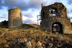 Fortaleza de Kalamita Fotos de Stock Royalty Free
